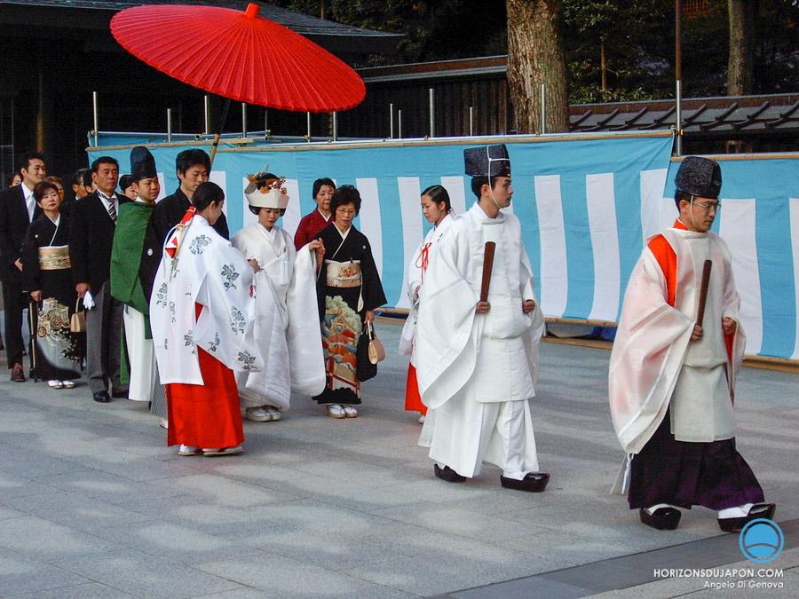 33-Mariage Shinto