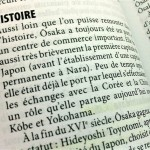 guide voyage japon osaka