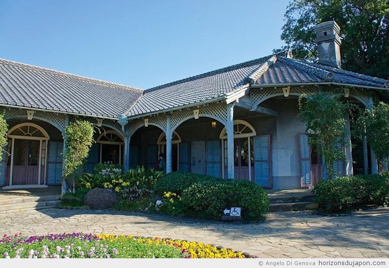 Les Maisons Des Trangers De Nagasaki Horizons Du Japon