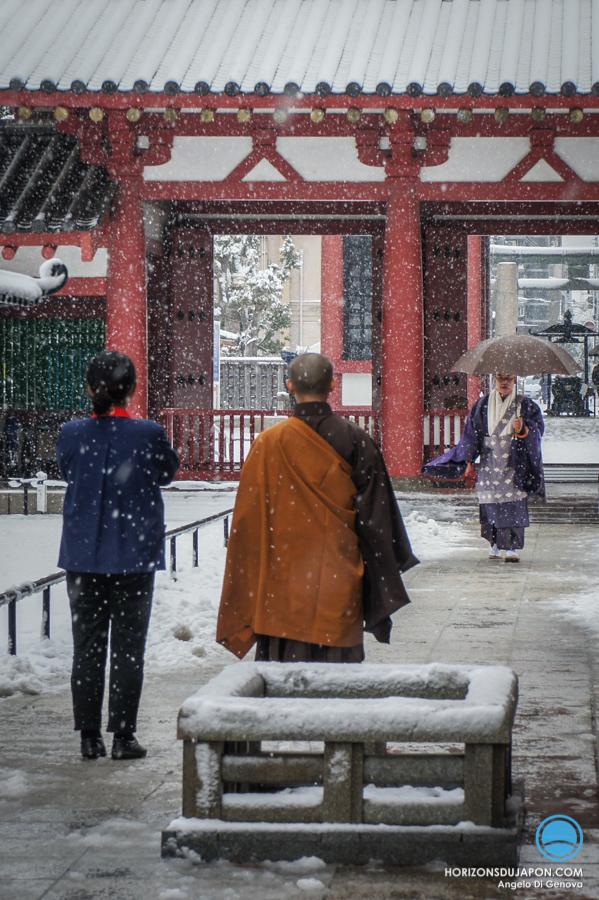 moine-shitennoji-neige-osaka