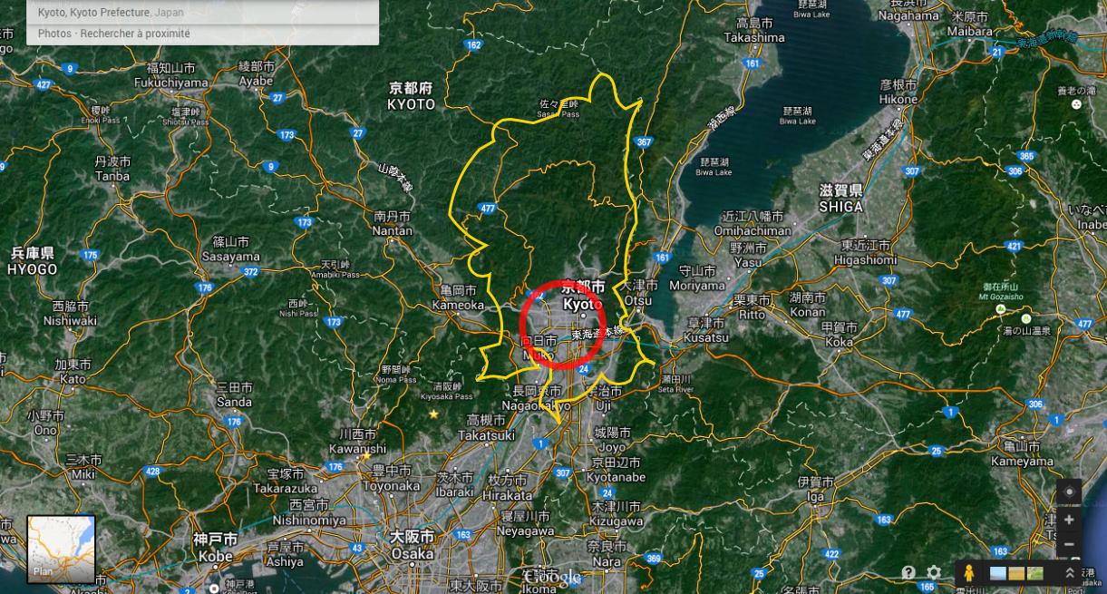 Cliquez pour agrandir (Google Map)
