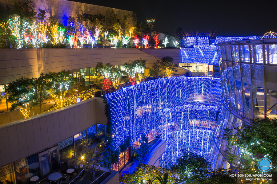 Namba Parks Illuminations-03