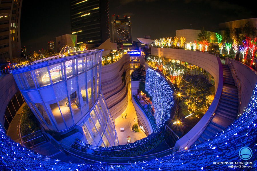 Namba Parks Illuminations-06