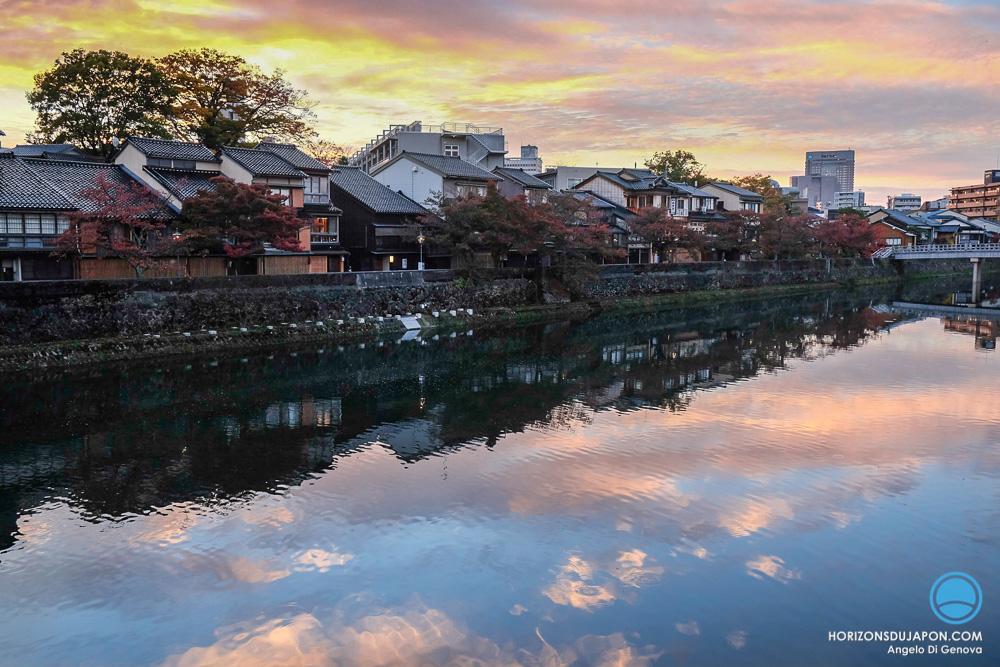 Kanazawa Sunset