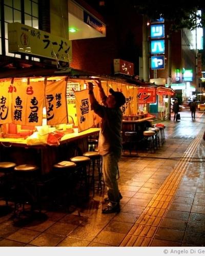 Les «Yatai» de Fukuoka