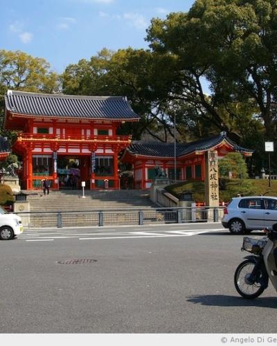 Et pendant ce temps-là . . . à Kyoto