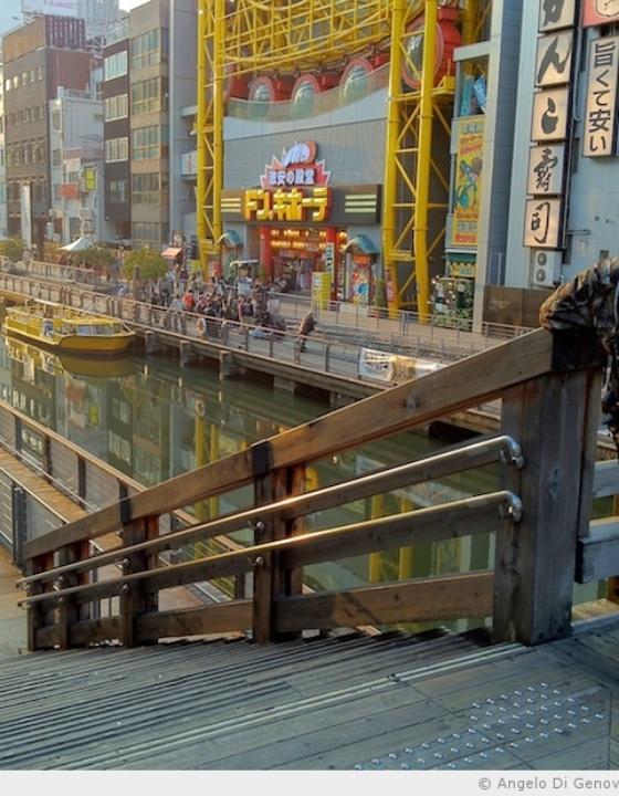 Osaka, une ville appréciée en Asie