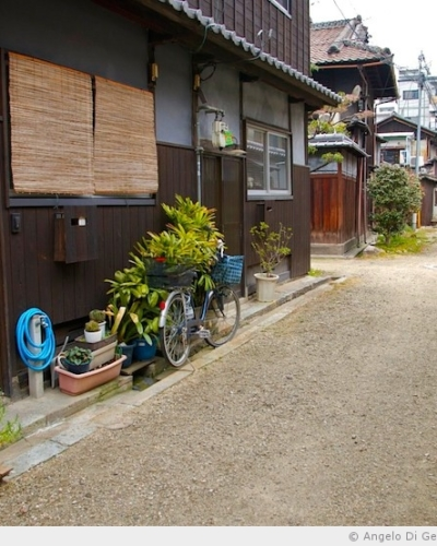 Le vieil Osaka