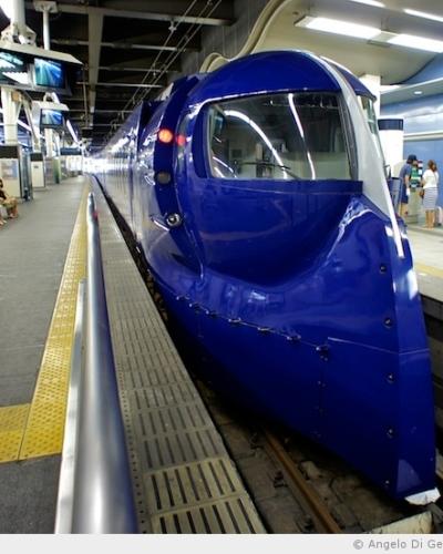 Le Japan Rail Pass c'est pas automatique
