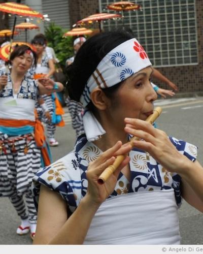 Un mois de Matsuri à Osaka