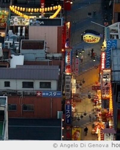 Pourquoi visiter Osaka quand on a déjà vu Tokyo ?