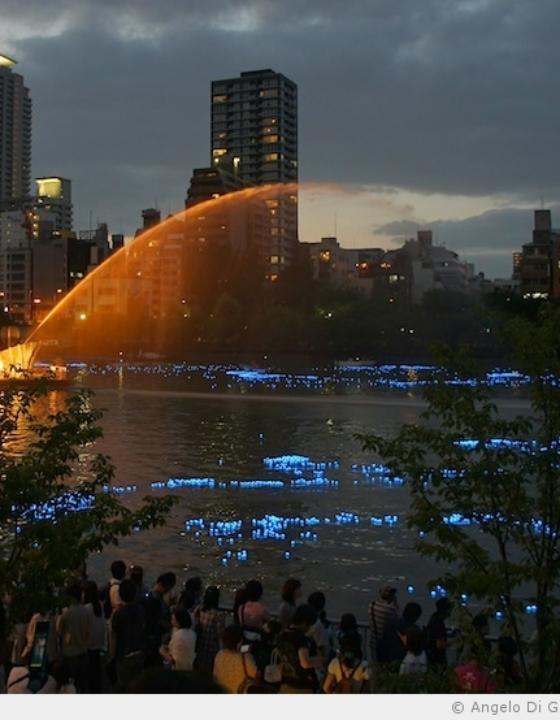 LED, Tanabata et Nakanoshima