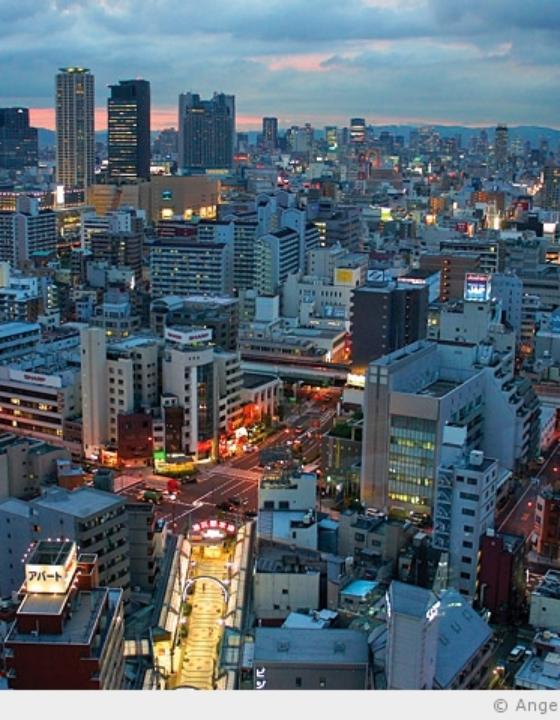 Que voir, quoi visiter à Osaka ?