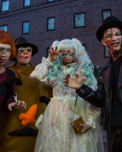 Halloween 2014 à Osaka
