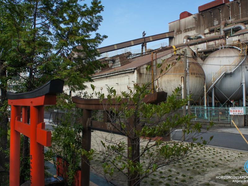 Osaka est-elle une ville si industrielle ?