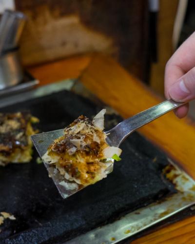 Une histoire d'Okonomiyaki
